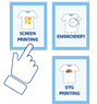2.Choose customisation