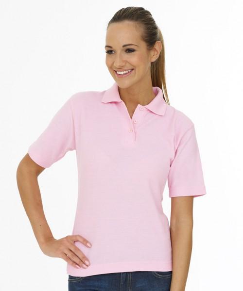 Uneek Ladies 50/50 Polo/Cotton Pique Poloshirt