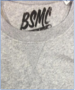 Label Printed Directly Onto Inside Neckline