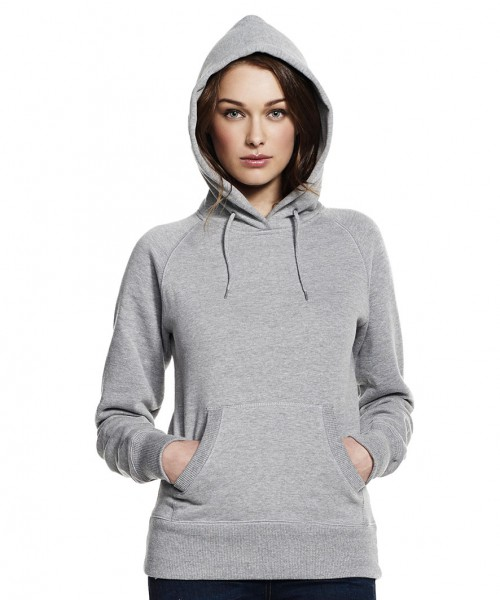 Continental Clothing Women's Pullover Hoody