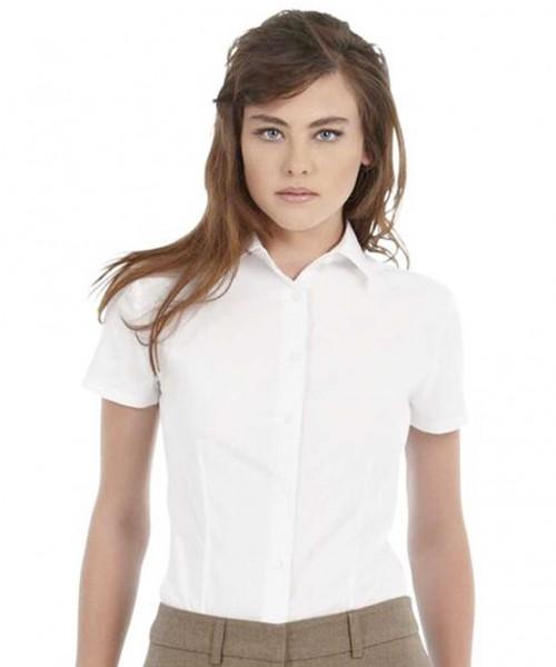 B&C Collection Smart short sleeve /women