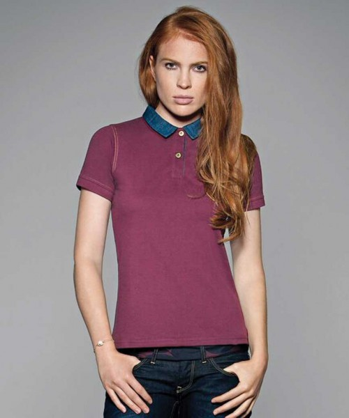 B&C Collection Forward Polo for women