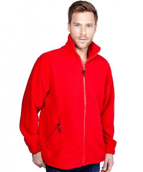 Uneek Premium Full Zip Micro Fleece
