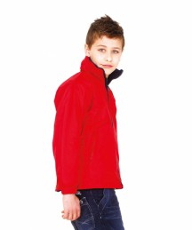 Uneek Childrens Revesiable Fleece jacket