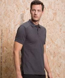 Kustom Kit Shoulder Patch Polo Shirt