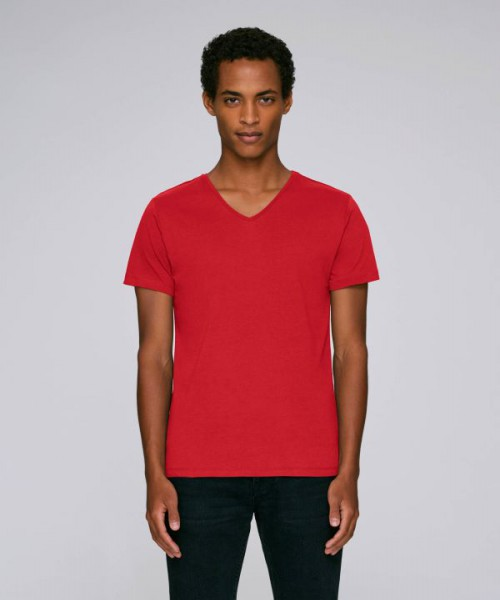 Stanley Relaxes V-Neck T-Shirt