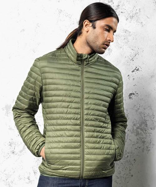 Tribe fineline padded jacket