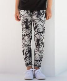 SF Mini Kids Slim Cuffed Jogger SM425 Children Sportswear Fitness Trousers