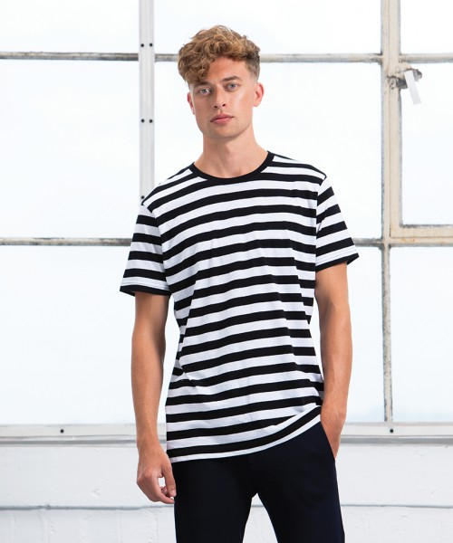 Mantis Stripy T-Shirt
