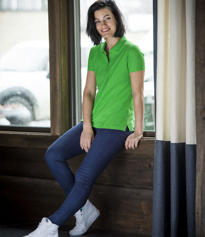 Clique Ladies 5 Pocket Stretch Trousers 9ec000abb2050