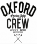 Oxford crew rowing eights t-shirt