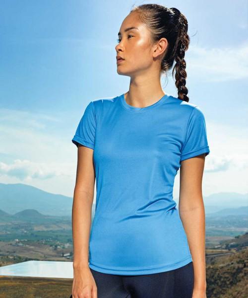 TriDri womenss performance t-shirt