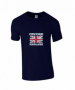 Union Jack SoftStyle Ringspun T-Shirt