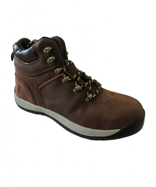 Warrior Crazy Horse Hiker Boots