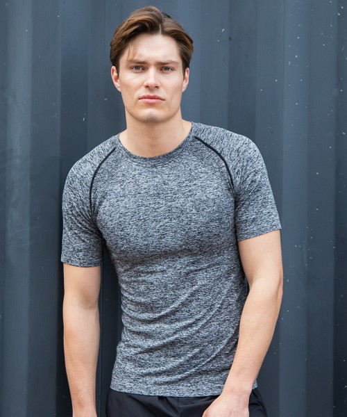 Tombo Sports Activewear Slim Fit T-Shirt