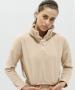 Women's Tridri  Cropped Fleece