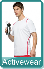 View our range of activewear