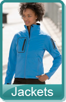 our range of jackets