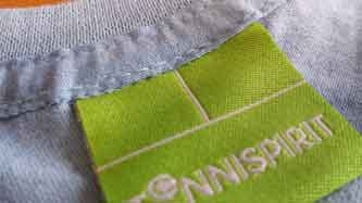 example of a sewn in label