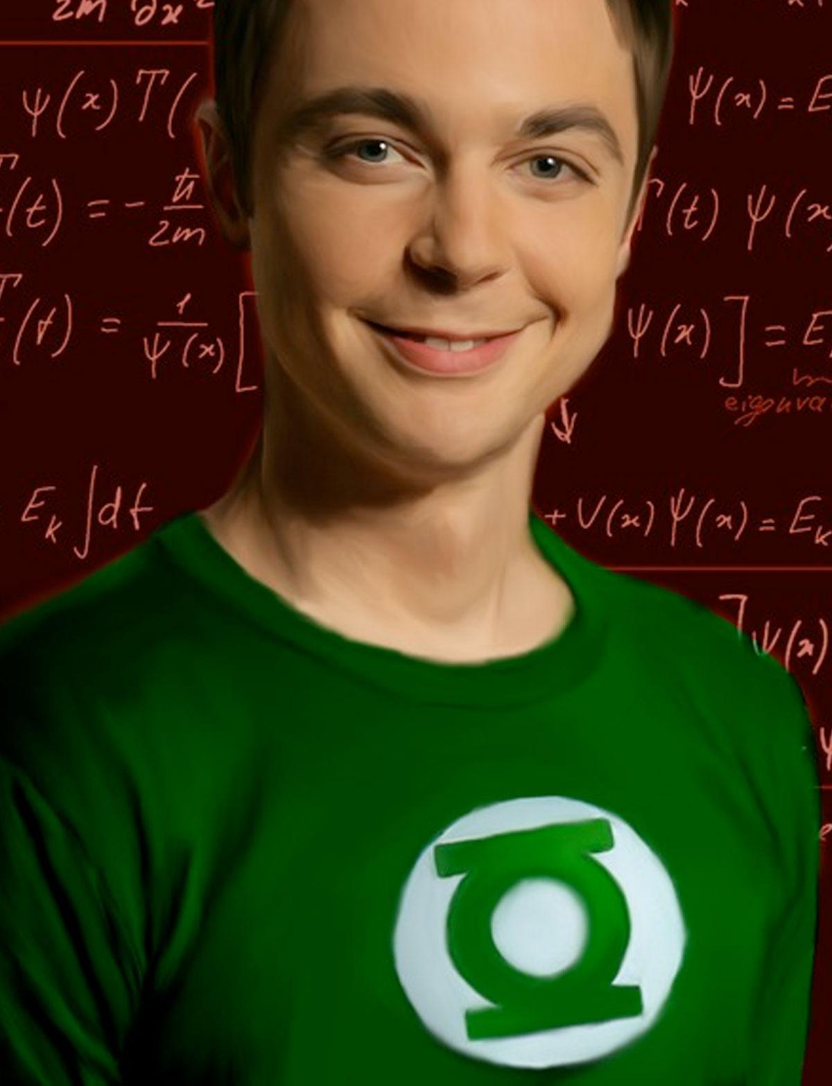green-latern-t-shirt
