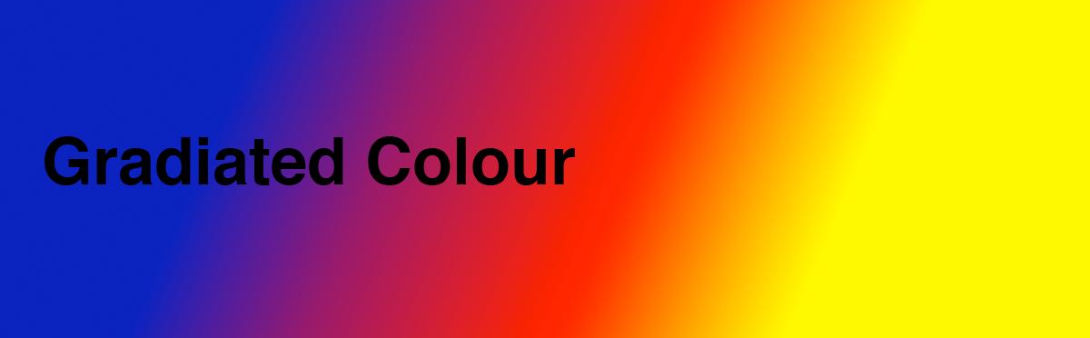 gradiated-colour
