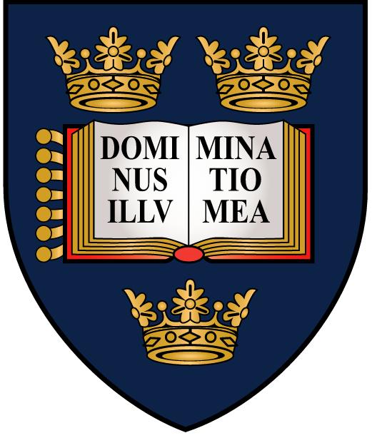 oxford university emblem