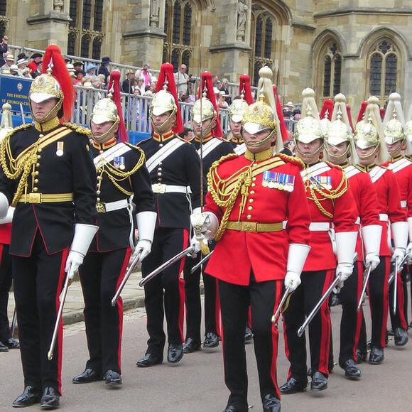 redcoat history military uniform
