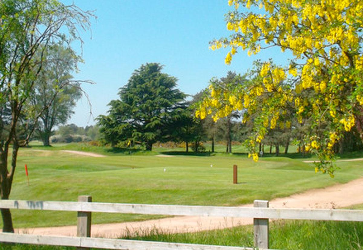 Frilford heath-golf-course