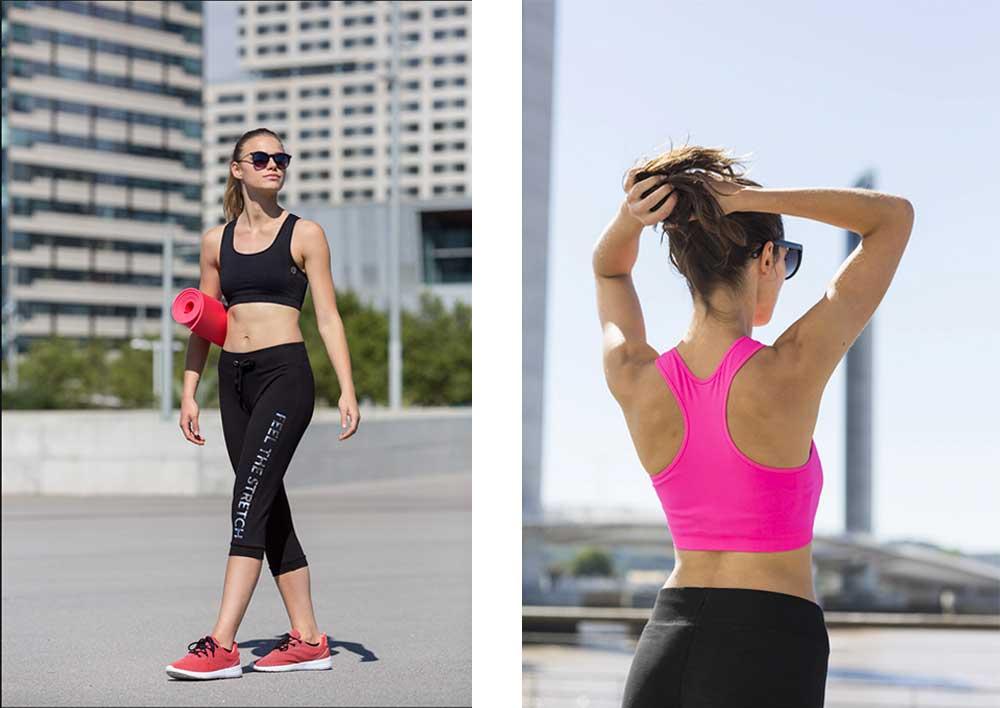 Skinnifit range of sportswear