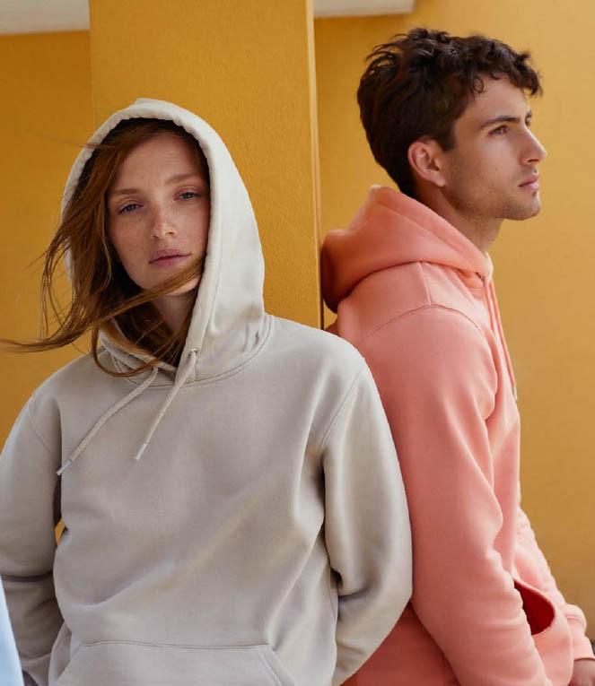 New Crusier organic hoodie
