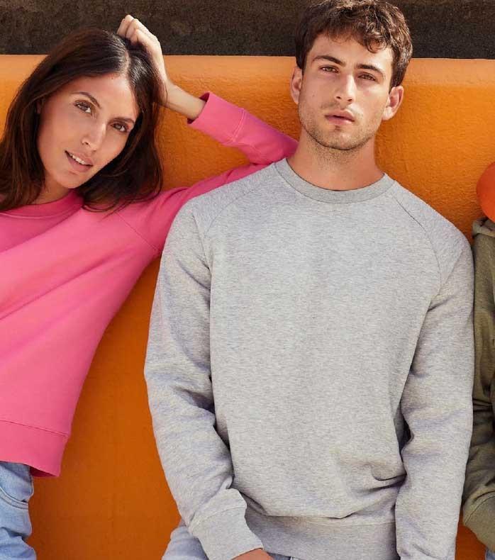 Stanley/steel Stroller organic sweatshirt